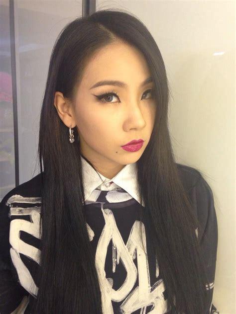 cl 2ne1 black hair attraction levels of kpop groups 2ne1 vs 4minute vs miss