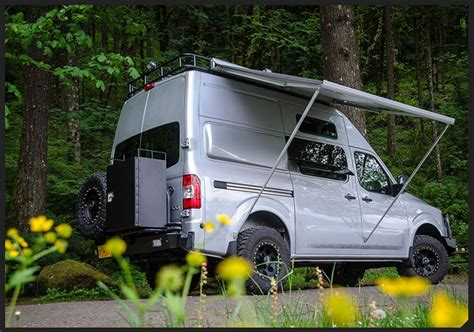 nissan cargo van 4x4 17 best images about nissan nv on pinterest an adventure
