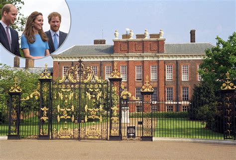 what is kensington palace kensington palace die machtzentrale kate co gala de