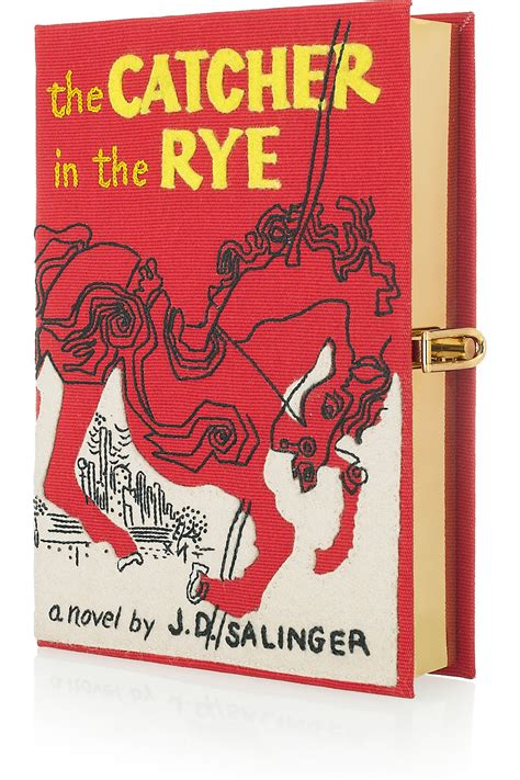 the catcher in the rye book report catcher in the rye embroidered clutch for 1 520 jeff