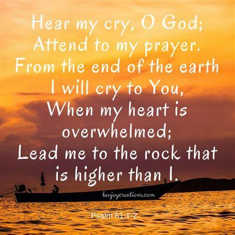 oh lord hear my cry hear my cry oh god