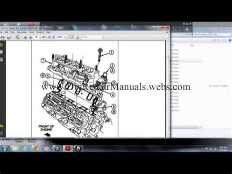 1993 94 95 96 97 98 99 ford ranger repair manual free pdf download youtube