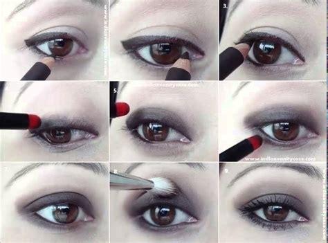 pencil eyeliner tutorial youtube just kohl pencil smoky eye makeup step by step tutorial