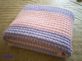 patron crochet couverture bebe 2
