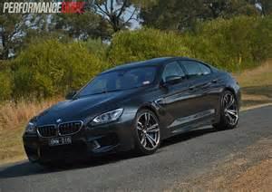 2013 bmw m6 gran coupe review performancedrive
