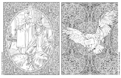 harry potter coloring books harry potter coloring books for s coloring pages