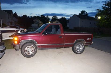 sell used 1997 chevy z71 1500 in columbia south carolina united states