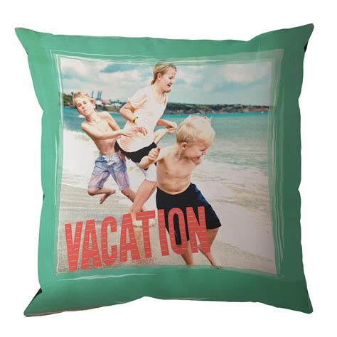 Custom Picture Pillow custom photo pillows best decor things