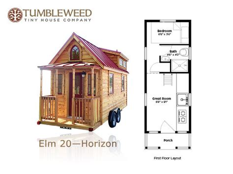 floor plans tiny house pins