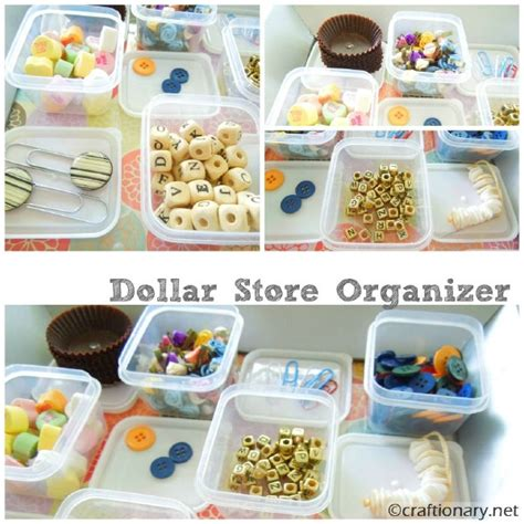Dollar Store Home Decor Ideas 150 dollar store organizing ideas and projects for the