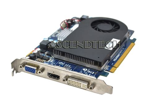 Vga Express Card ati radeon hd5670 1gb pci e hdmi vga dvi graphics card hwhrn cn 0hwhrn usa ebay