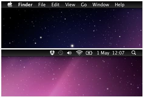 osx top bar mac os x top bar image all about home design jmhafen com