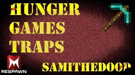 Minecraft Hunger Games Themes Ideas | minecraft hunger games trap ideas xbox 360 youtube