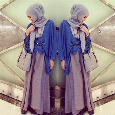 Kerudung Zaskia Hijau model zaskia adya mecca 2014 gaya jilbab artis