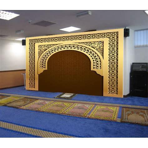 wallpaper surau masjid kertas dinding islamik wallpaper