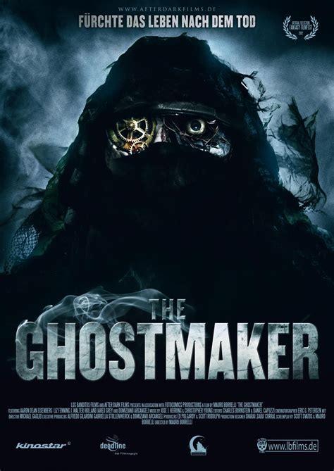 the ghostmaker film 映画 ゴーストメイカー the ghostmaker ホラーshox 呪