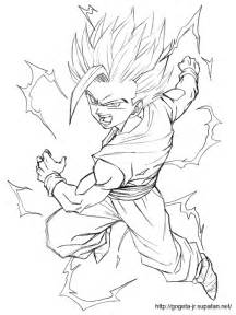dragon ball z gohan coloring pages gallery for gt dragon ball z coloring pages gohan ssj2