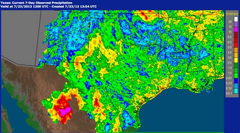 weather map texas today texas crop weather for july 23 2013 agrilife today