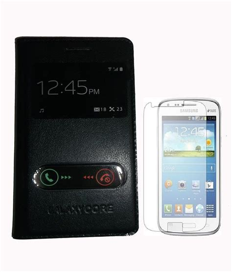 Costanza Samsung Galaxy I8260 Screen Guard Clear M Murah Jma S View Leather Flip Cover And Screen Guard For