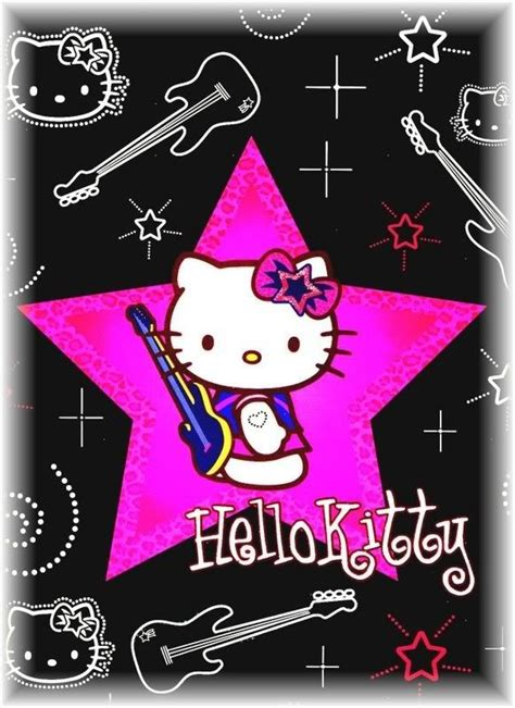 hello kitty rock wallpaper 17 images about rock hello kitty on pinterest punk rock