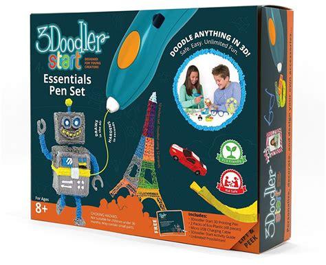 start a doodle 3doodler start essentials pen set for creators