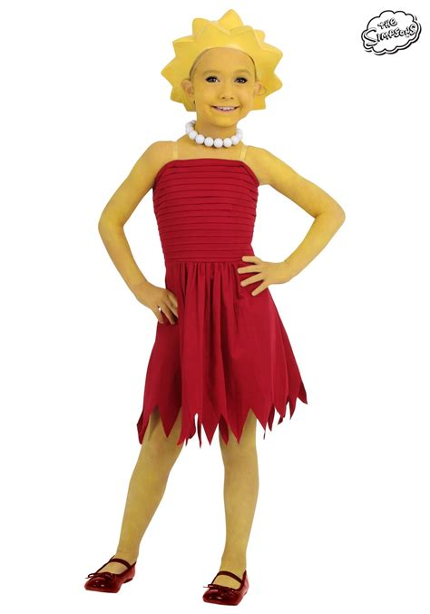 Dress Bart A Boy child costume