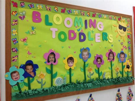 best 25 toddler bulletin boards ideas on