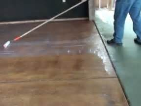 concrete staining guide 6 how to seal concrete floors