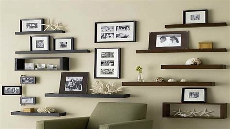 shelves in living room living room wall shelves interior design ideas decorating