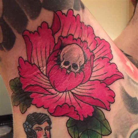 flower tattoo underarm skull flower tattoo on armpit best tattoo ideas gallery