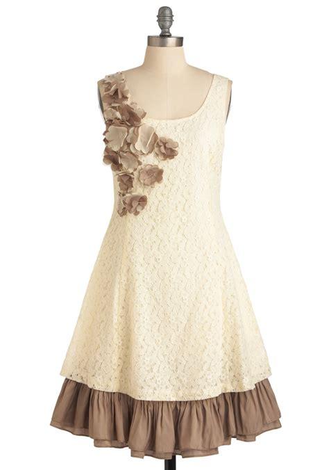 Anilla Dress ryu vanilla biscotti dress mod retro vintage dresses