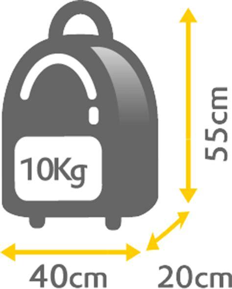 vueling cabin baggage equipaje de mano