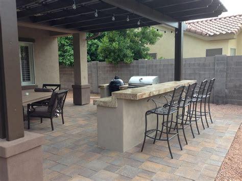 Patio Ideas Arizona Take It Outside With Arizona Backyard Entertaining Patio