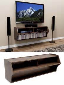 wall mounted tv cabinet details about 48 quot altus floating wall mounted console lcd