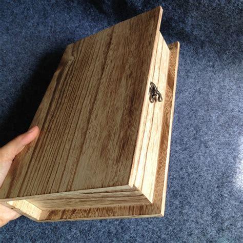 Wooden Book Popular Wooden Book Box Buy Cheap Wooden Book Box Lots