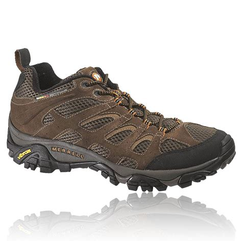 Merrel Running Browm merrell mens moab ventilator brown outdoors light trail