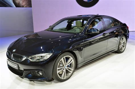 Bmw 4 Series 2015 Geneva 2015 Bmw 4 Series Gran Coupe Grows Two More Doors