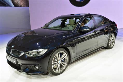 geneva 2015 bmw 4 series gran coupe grows two more doors