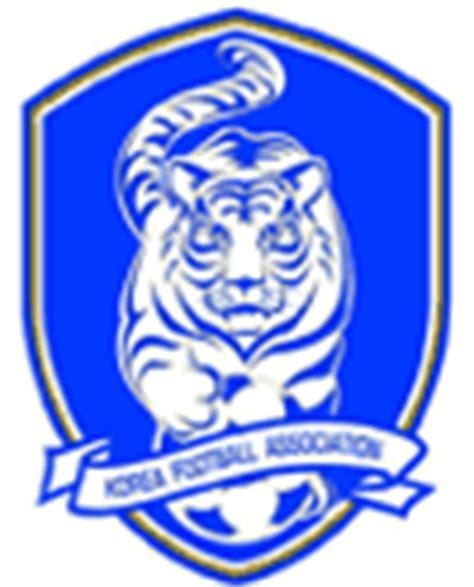 Kaos Logo Pes tim nasional sepak bola korea selatan bahasa
