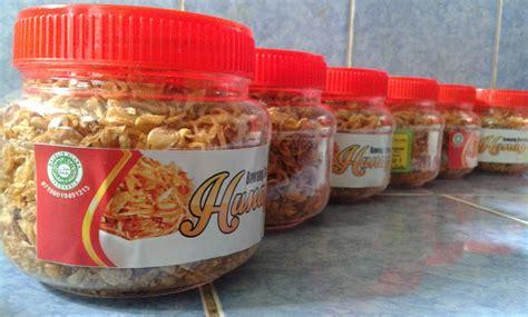 strategi penjualan bawang goreng siap saji agar cepat