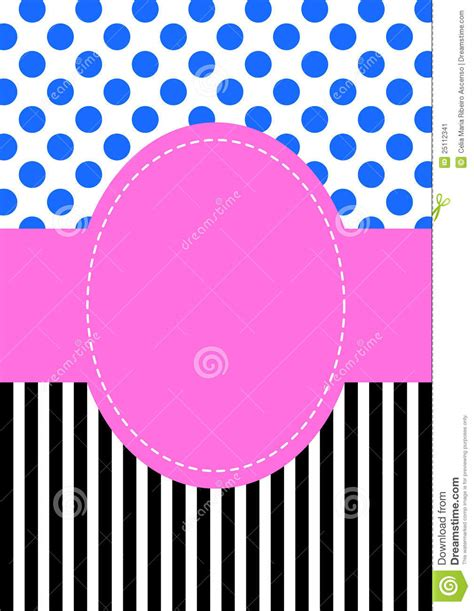 striped pears and polka dots the of being happy books polka dots and stripes pattern invitation card stock
