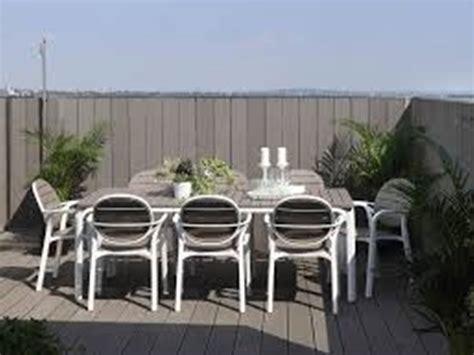 mobili da giardino outlet alloro tavolo con palma nardi interni tavolo da giardino
