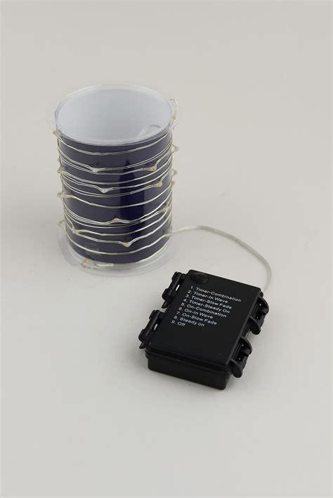 Everlasting Glow Micro Led Light String Battery Op 10 Everlasting Glow Led Light Strings