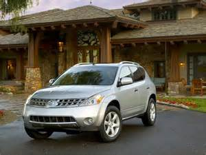 2005 Nissan Murano Reviews 2005 Nissan Murano Review Catalog Cars