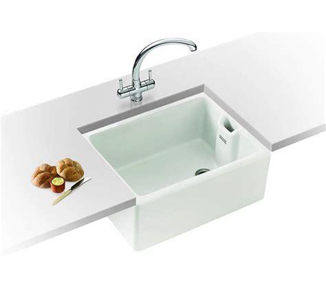 Ceramic Kitchen Sinks And Taps Franke Belfast Propack Bak 710 White Ceramic Kitchen Sink And Tap