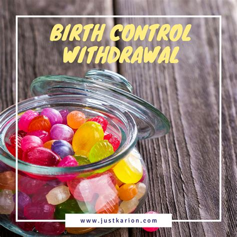 Detox After Stopping Birth by Birth Withdrawal Just Kari On