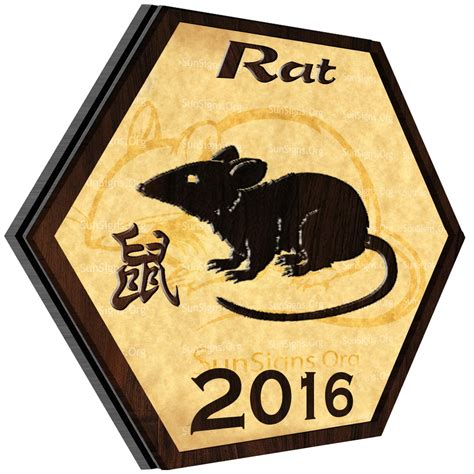 new year 2016 the rat rat horoscope 2016 predictions sun signs