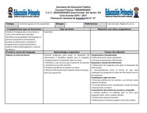 Planeaciones Cuarto Grado Bloque 1 Primer Bimestre Ciclo Escolar 2014 | planeaciones del cuarto grado del primer bloque del ciclo