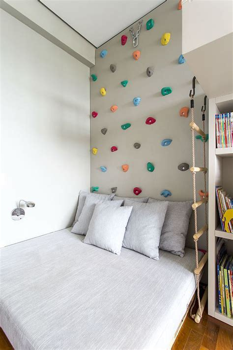 fun games to play in the bedroom 25 fun climbing wall ideas for your kids safety home