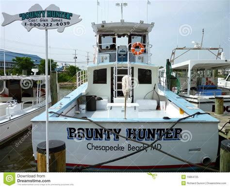 bounty hunter boat bounty hunter charter boat editorial image image 19864725